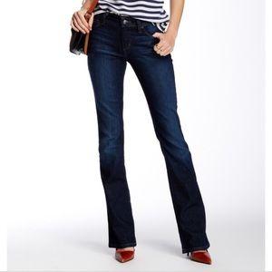 Joe's Jeans Honey Fit Bootcut Jeans in Dark Wash